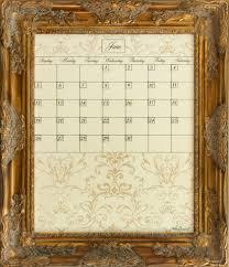 Decorative Magnetic Boards For Home Dry Erase Calendars Calendar