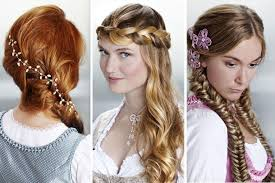 Frisuren Selber Machen Haarband by Oktoberfest Dirndl Frisuren Die 9 Schönsten Dirndl Frisuren Fürs