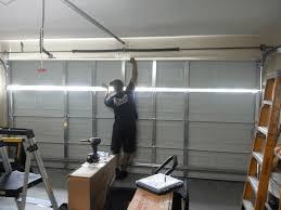 how do you install a garage door opener install garage door opener model easy diy install garage door