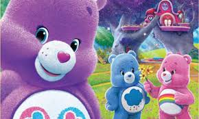 win u0027care bears share care u0027 dvd metro parent