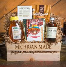 Breakfast Gift Baskets Michigan Gift Baskets U0026 Specialty Food Gifts Michigan Farm Market