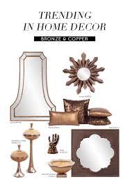 Copper Home Decor 6 Home Decor Ideas That Define The Year Ahead Sarah Sarna
