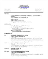 Medical Doctor Resume Example medical resume entry level medical receptionist resume that is