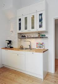 Kitchen Cabinet Components Kitchen Nice White Solid L Shape Cabinet Single Sink Nice Subway