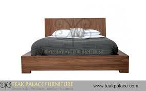 dipan minimalis kayu jati kamar hotel seri ixus harga murah mebel