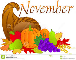 thanksgiving month harvest clipart month november pencil and in color harvest