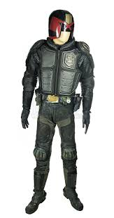 Judge Dredd Halloween Costume Judge Dredd Complete Costume Utility Belt Stunt Double
