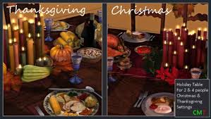 second marketplace be merry thanksgiving table 2 4