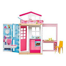 The Coolest Barbie House Ever by Barbie Toys Dolls Playsets Dream Houses U0026 More Mattel Shop