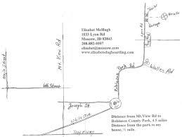 Idaho County Map Map Idaho Dog Boarding Moscow Idaho Elisabets Dog Boarding