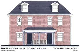 Twin House Plans Floor Plans Gateway