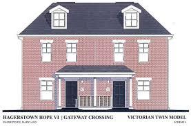 Twin House Plans Floor Plans Gateway