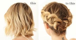 model sanggul rambut pendek bosan dengan gaya rambutmu yang biasa 8 ide kepang rambut ini bisa