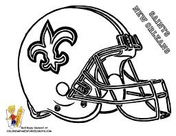 football helmet coloring pages printable coloring