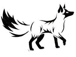 9 and simple fox designs for and styles at