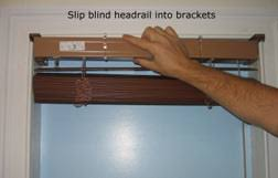 Installing Blinds On Windows How To Install 2