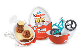 candy kinder egg candy market sweetens as ferrero finally brings kinder eggs to the