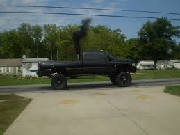 cummins truck rollin coal lets see your stacks page 4 diesel bombers