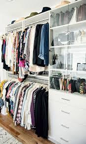 diy storage ideas for clothes organized clothes closet best 25 clothing organization ideas on