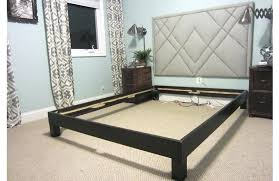 Bed Frame Adapter Bed Frame Without Headboard Collection In Size Bed Frame And