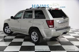 2007 jeep grand 4wd system 2007 used jeep grand 4wd 4dr overland at haims motors