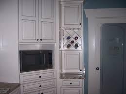 microwave kitchen cabinet