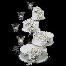 cupcake and cake stand 4 tier cake stand efavormart