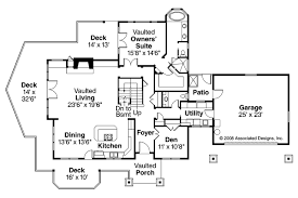 Craftman Style Home Plans by Craftsman House Plans Stratford 30 615 Associated Designs