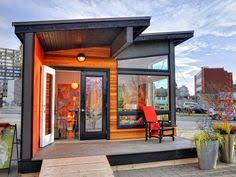 tiny modern home contemporary prefab tiny house 1 cabin pinterest prefab tiny