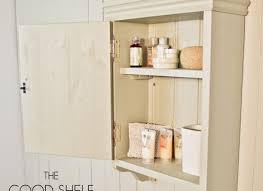 shabby chic bathroom wall cabinets uk bar cabinet jennifer terhune