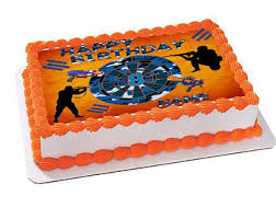 gun cake topper etsy