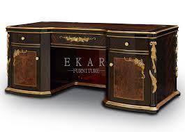 Classic Office Desks Antique President Desk Office Furniture Table Wood Desk Classic