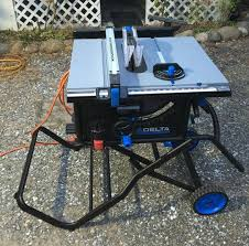 home depot black friday 2017 table saw delta 15 amp 10 in left tilt portable jobsite table saw with