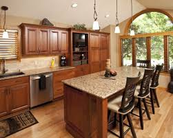 maple cabinets with dark counters mom and dads kitchen canterbury dark cabinets backsplash ideas