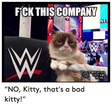 Bad Kitty Meme - 25 best memes about no kitty thats a bad kitty no kitty
