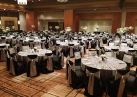 black chair sashes gallery all seasons party linen rental