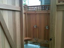 Stall Shower Door by Images Of Outdoor Shower Enclosures Best Home Decor Inspirations