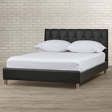 Premier Platform Bed Frame Bedroom Best Iron Premier Platform Bed Frame King Size Black In