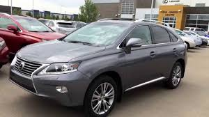 lexus certified is 350 lexus certified pre owned grey on black 2013 rx 350 awd touring