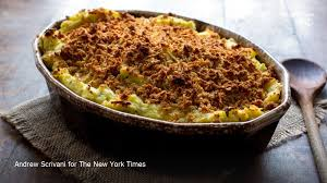 the new york times on 42 make ahead thanksgiving recipes
