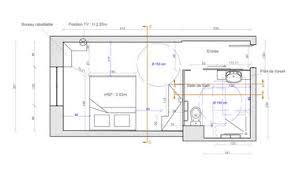plan chambre d hotel mise aux normes pmr hôtel miramar 3 royan intérieurs autrement