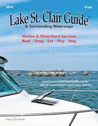 2017 lake st clair restaurant lake st clair waterfront events calendar lake st clair guide