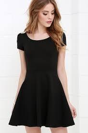 black skater dress best 25 skater dress ideas on clothes fall
