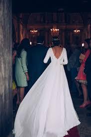 la robe de mariã e la boda de maría e iván en a coruña la chanera
