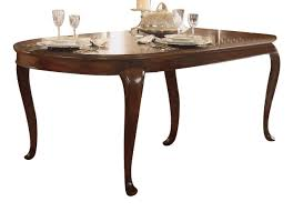 dining room tables clearance american drew cherry grove oval leg dining table clearance by