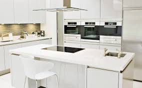 modern white kitchens white modern kitchen island inspiring decor