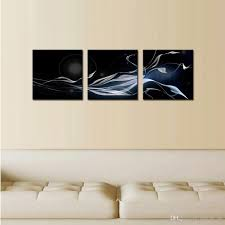 2017 canvas print wall art painting for home decor petal paintings