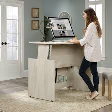 Sit To Stand Desk Sit Stand Desk 422407 Sauder