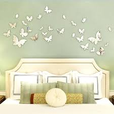 online shopping of home decor mirrored butterflies wall decals decor home decor wall sticker