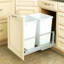 Kitchen Cabinet Trash Can Ikea Kitchen Cabinet Trash Can Trash Cabinet 1 Kitchen Trash Can